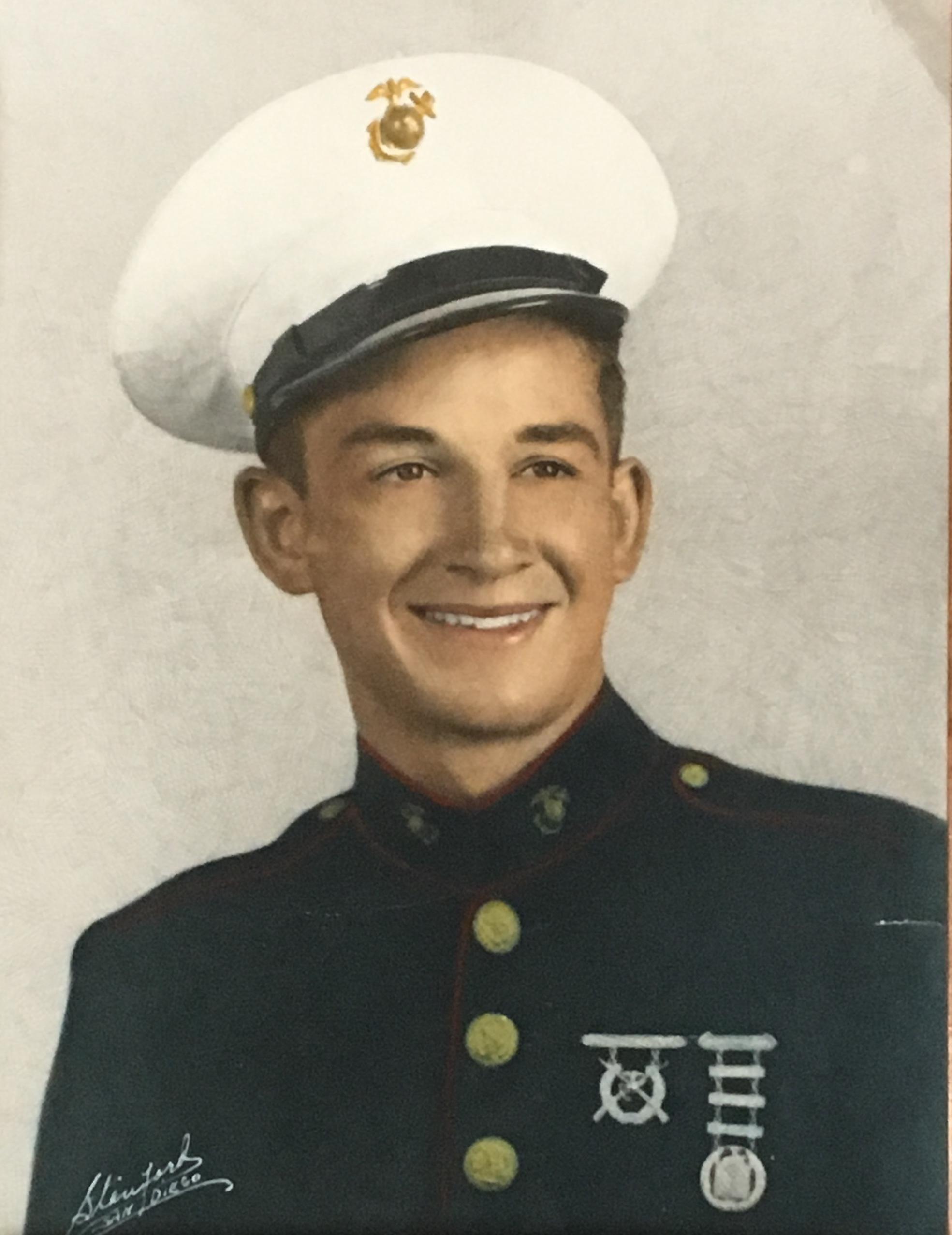 Donn Thompson - WWII - USMC