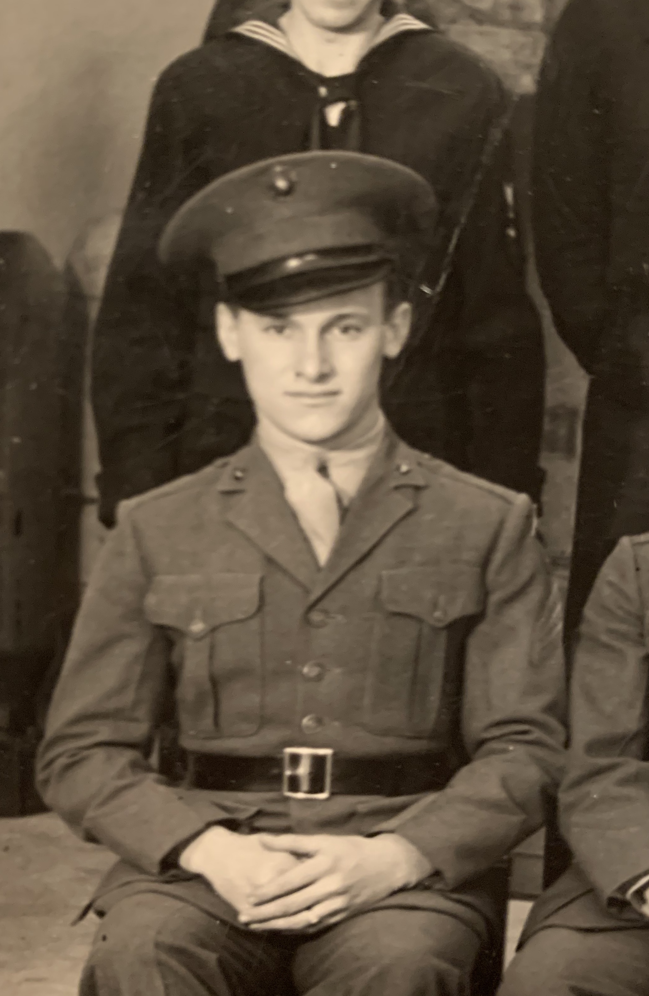 Ray Garland - WWII/Korea - USMC