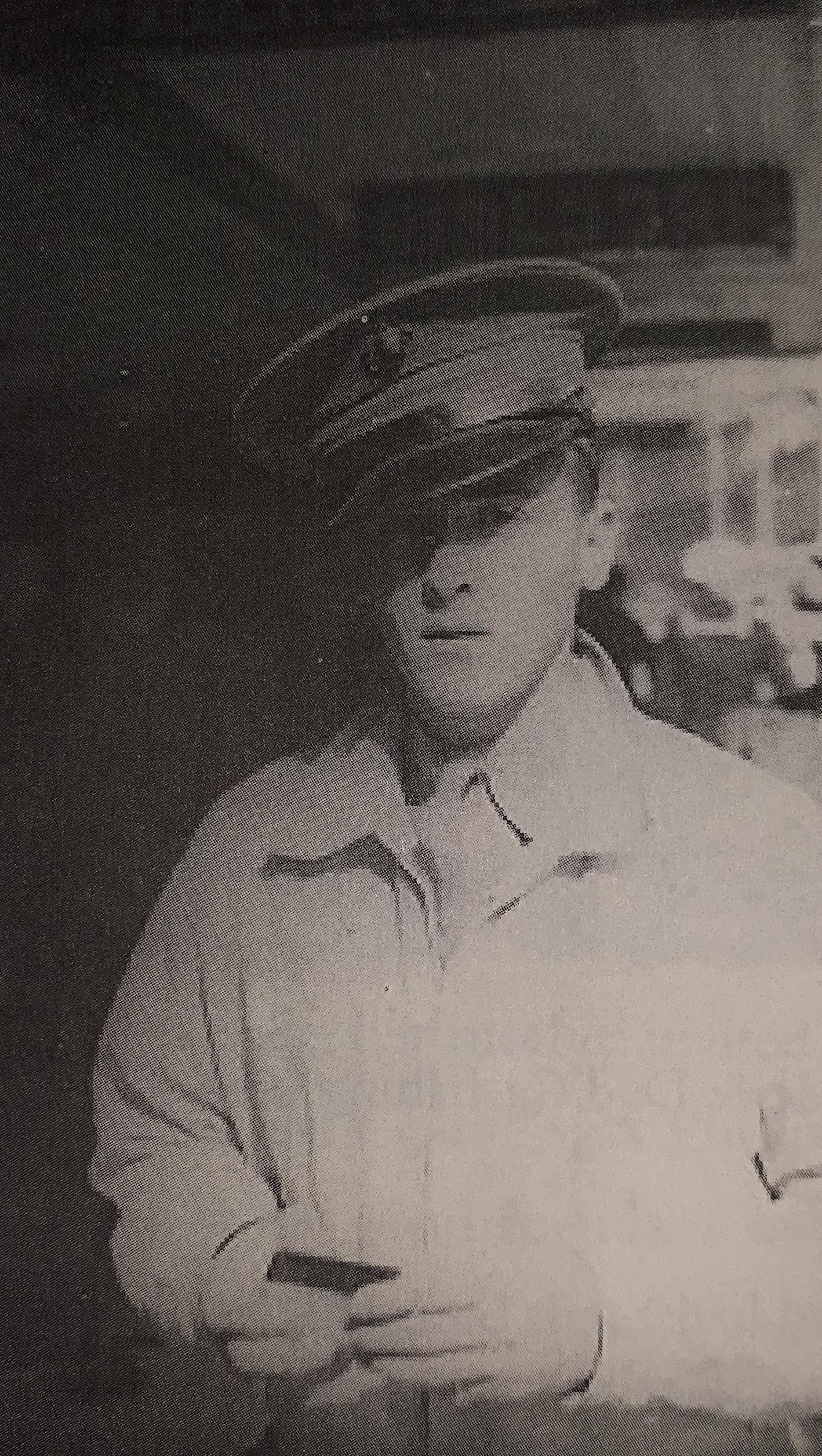 Elwin Hart - WWII - USMC