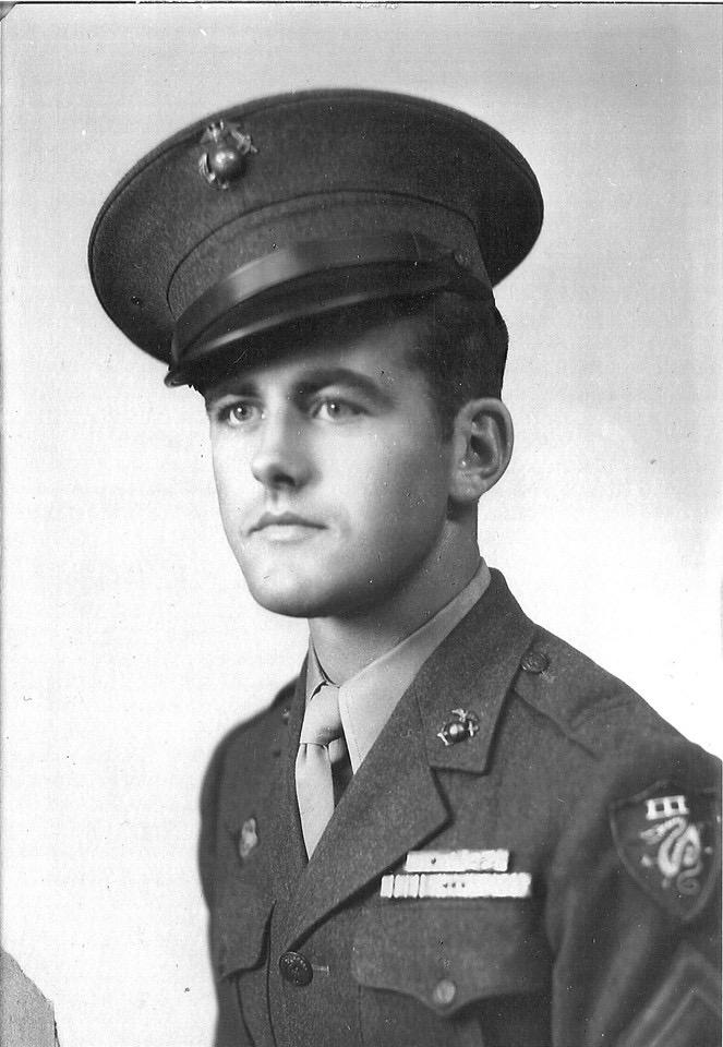 Gordon Black - WWII - USMC
