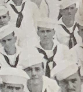 Carl Lingenfelter - WWII - Navy