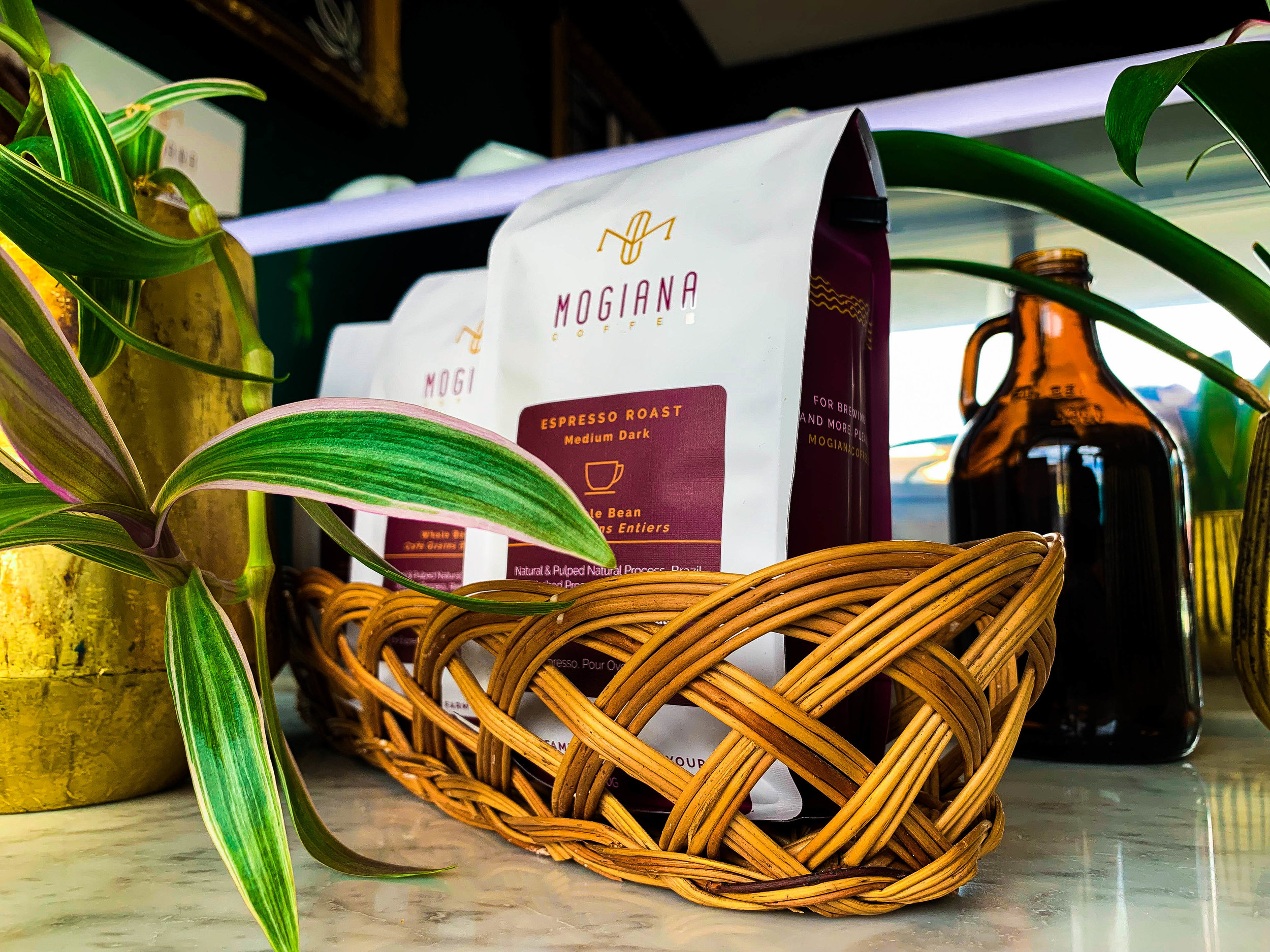 FROM THE VALLEYS OF BRAZIL TO YOUR CUP -