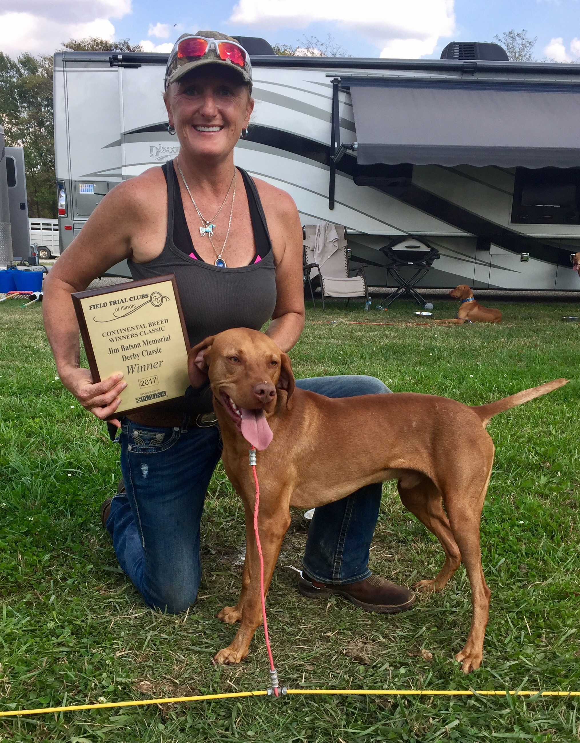 2017 continental breed derby classic duke