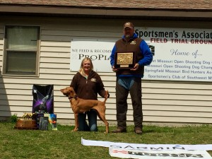 2016 NVA National Champion Kimber