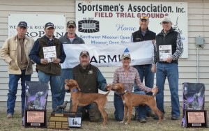 2014 NVA National Amateur Championship Bullet AND Boots RUNNER UP