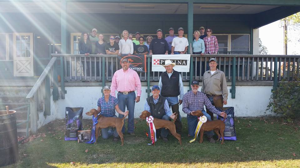 2015 cENTRAL US VIZLSA ASSOCIATION CLASSIC WINNER BULLET