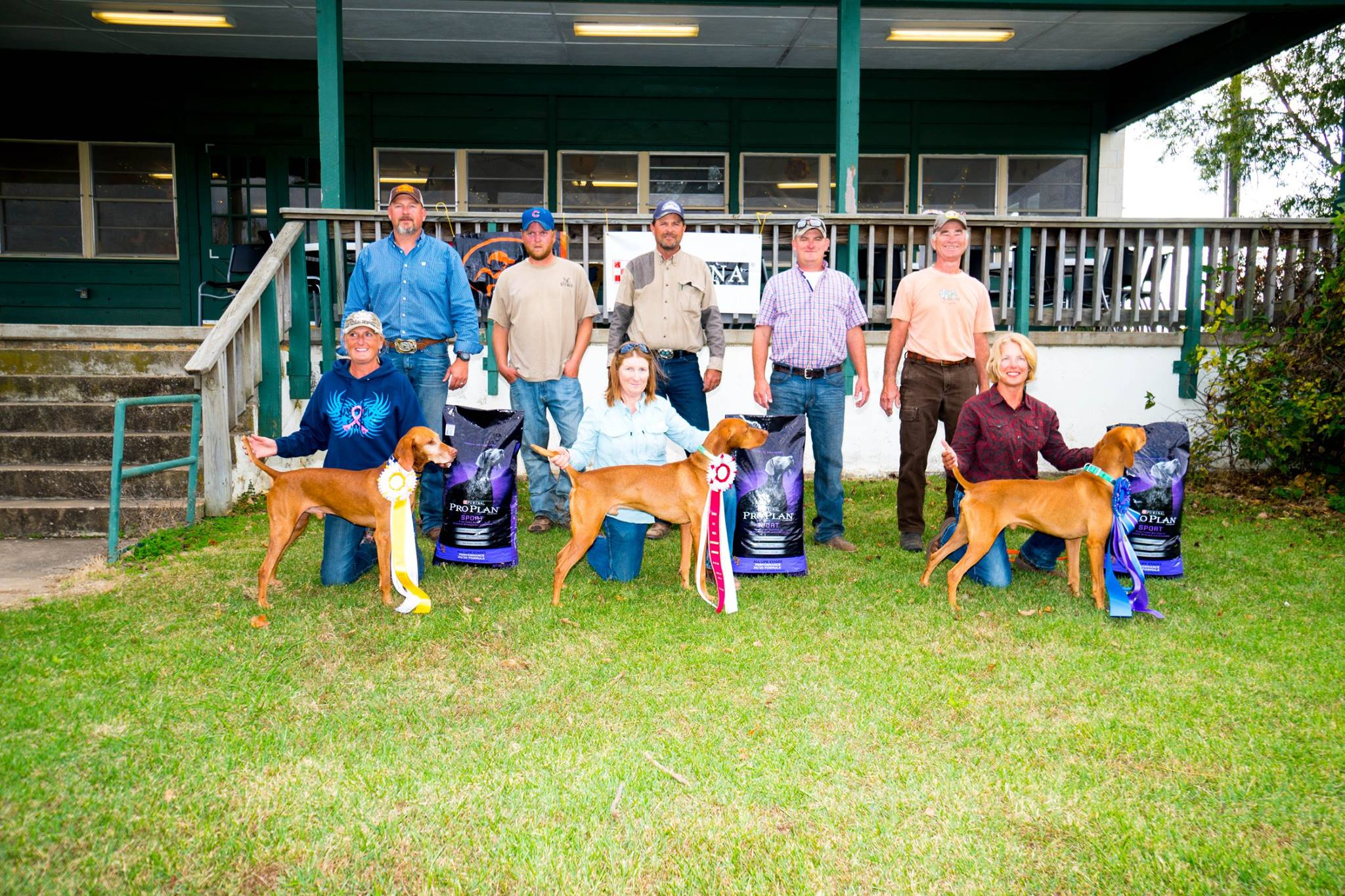 2016 cENTRAL us vIZSLA ASSOCIATION cLASSIC bULLET 2ND RUNNER UP