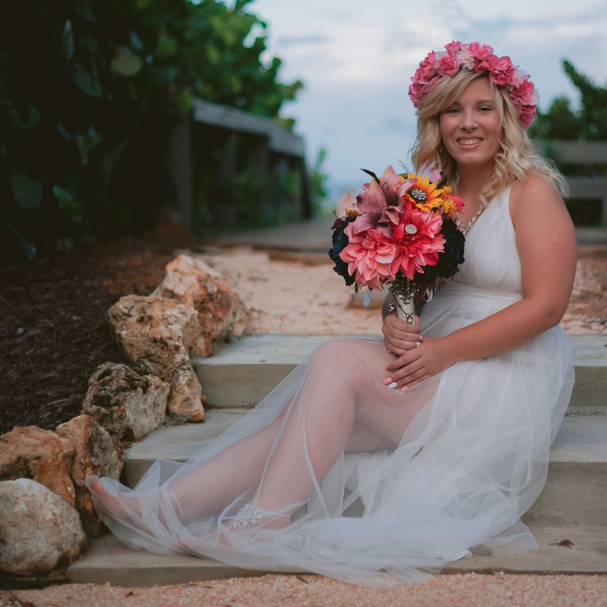 •PACKAGE 4 • $499 - 3 Hours Wedding Day CoverageEngagement Session