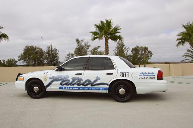 GOS 048 in Patrol Service