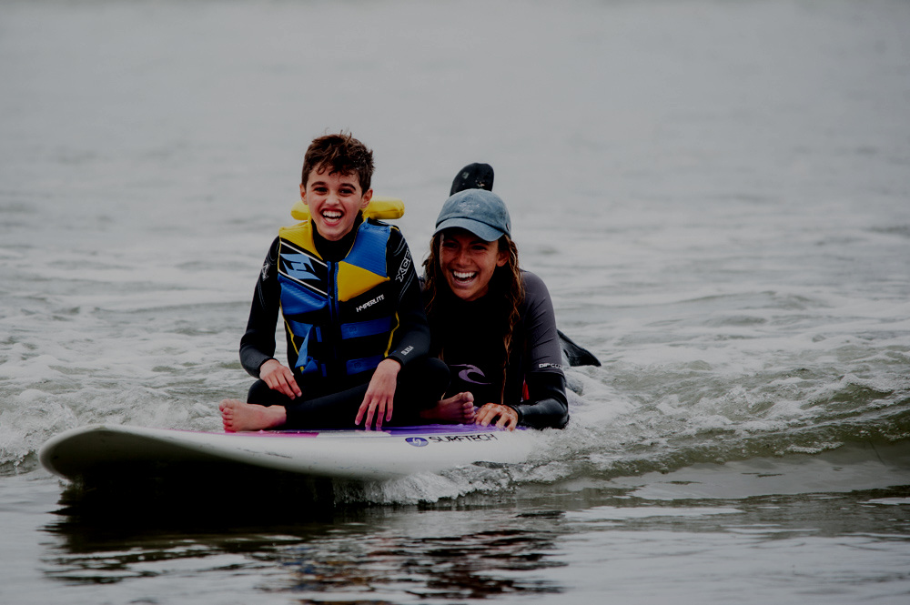 Surfs Up 2019 - Surfs Up is an annual event in Tofino, BC hosted by SUPA. This event gives children and their families on the spectrum the opportunity to have a stress free weekend.