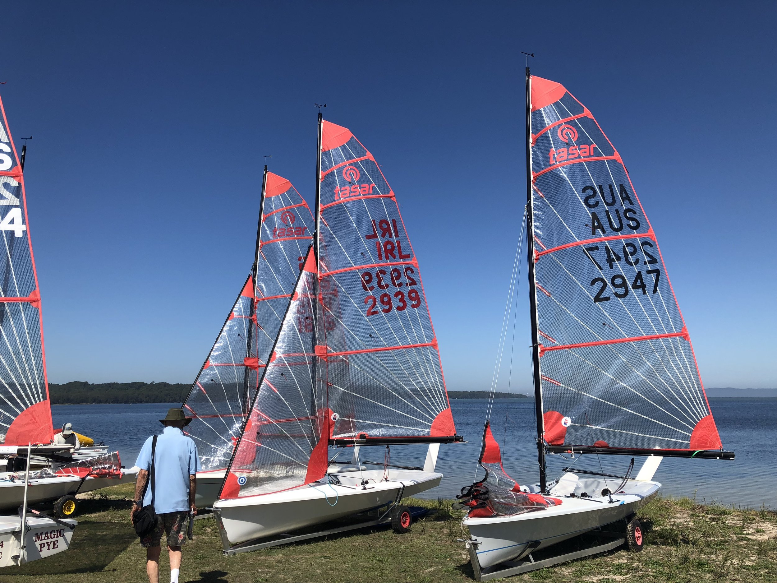 Tasar - Club racing to world championships we have it covered