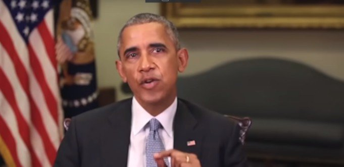 A deep faked President Obama surfaced last year.