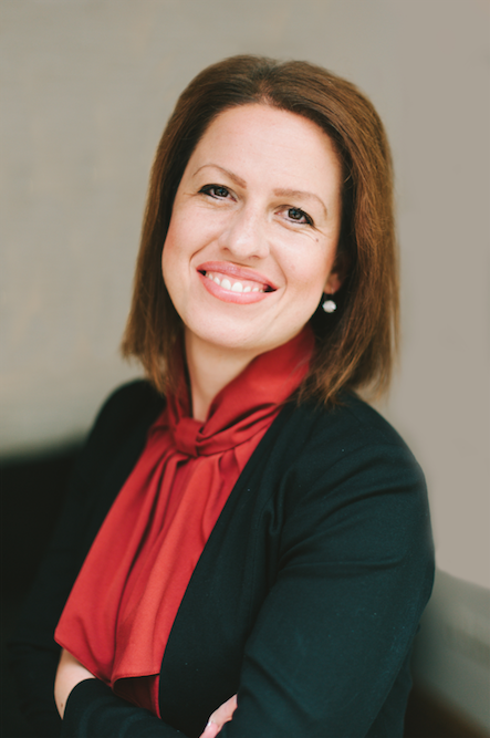 Galina Bankova - Founder and Managing Director, The Matchmakers