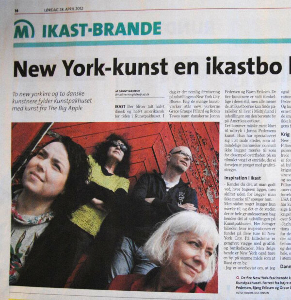 IKAST BRANDE - 2012Article about