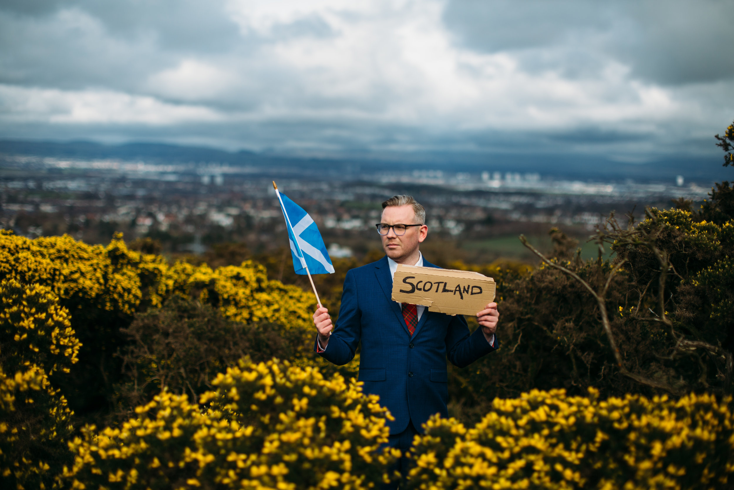Suffering from Scottishness -