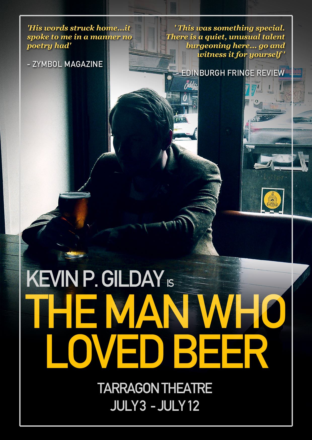 The Man Who Loved Beer -