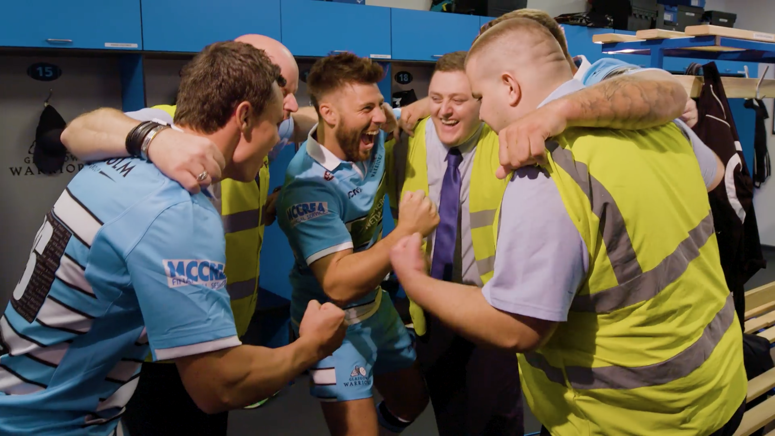SOCIAL CONTENT // - GLASGOW WARRIORS