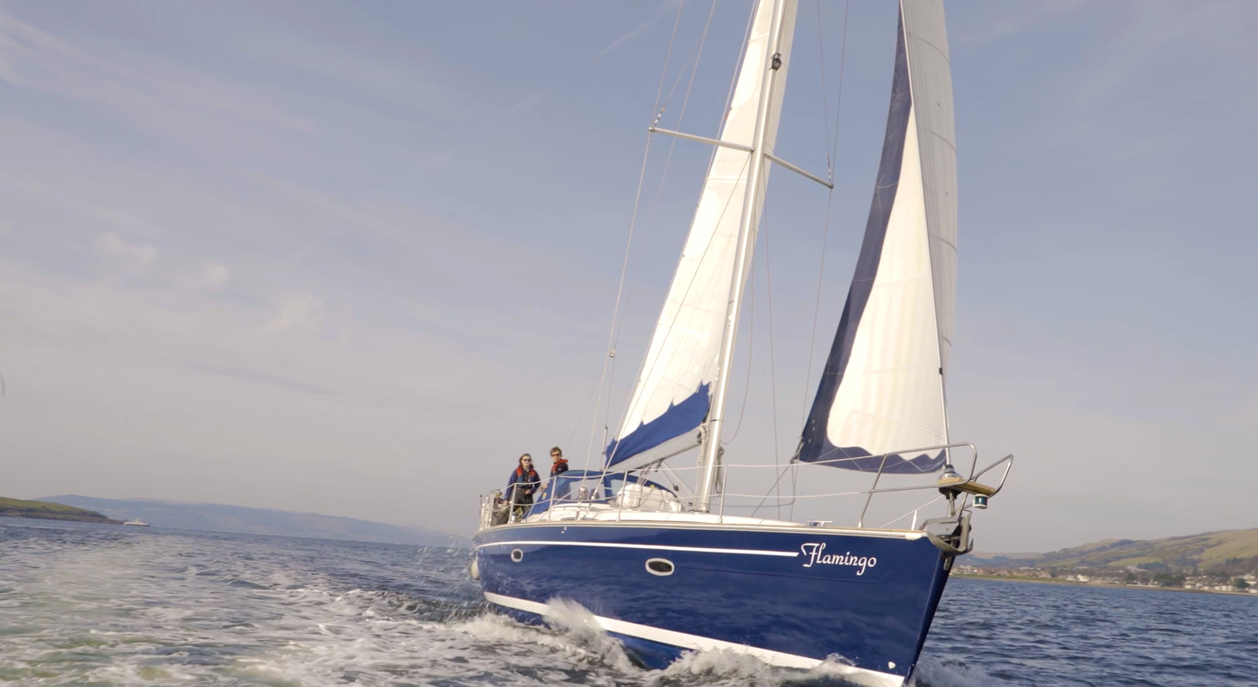 SOCIAL CONTENT // - FLAMINGO YACHT CHARTER