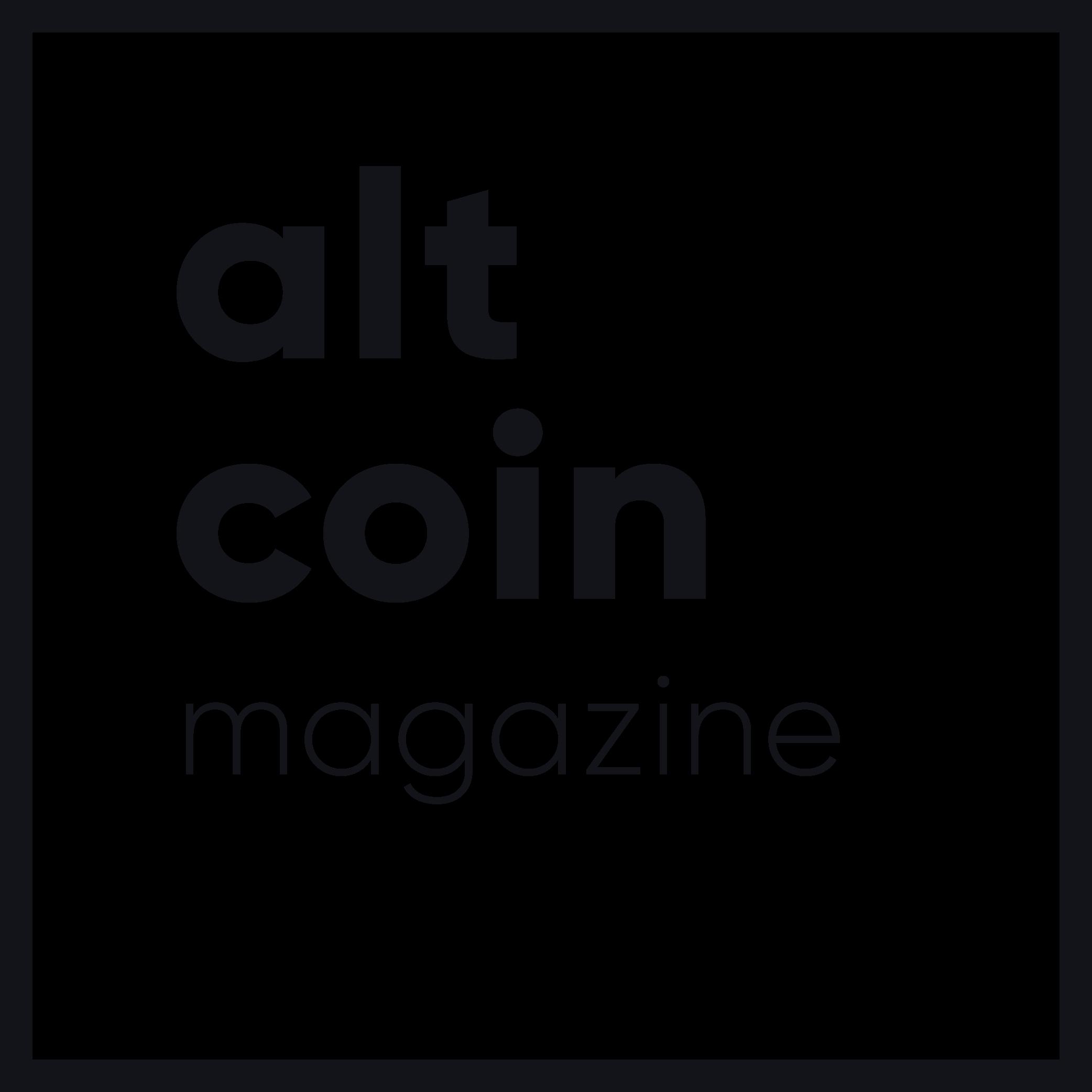 Altcoin Magazine (host)   Crypto Magazine   Bringing: Altcoin Magazine Mastermind Awards    Link