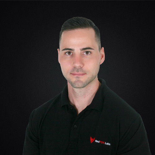 Glen Pearce   Representing RedFOX Labs