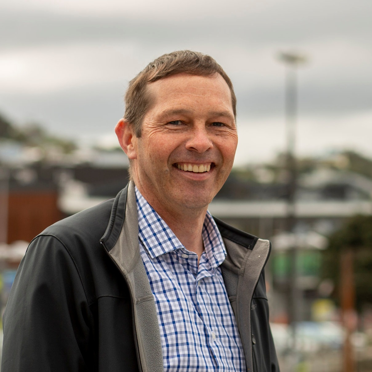 John Apanowicz - The Wellington Party Candidate for Northern Ward & CCDHB