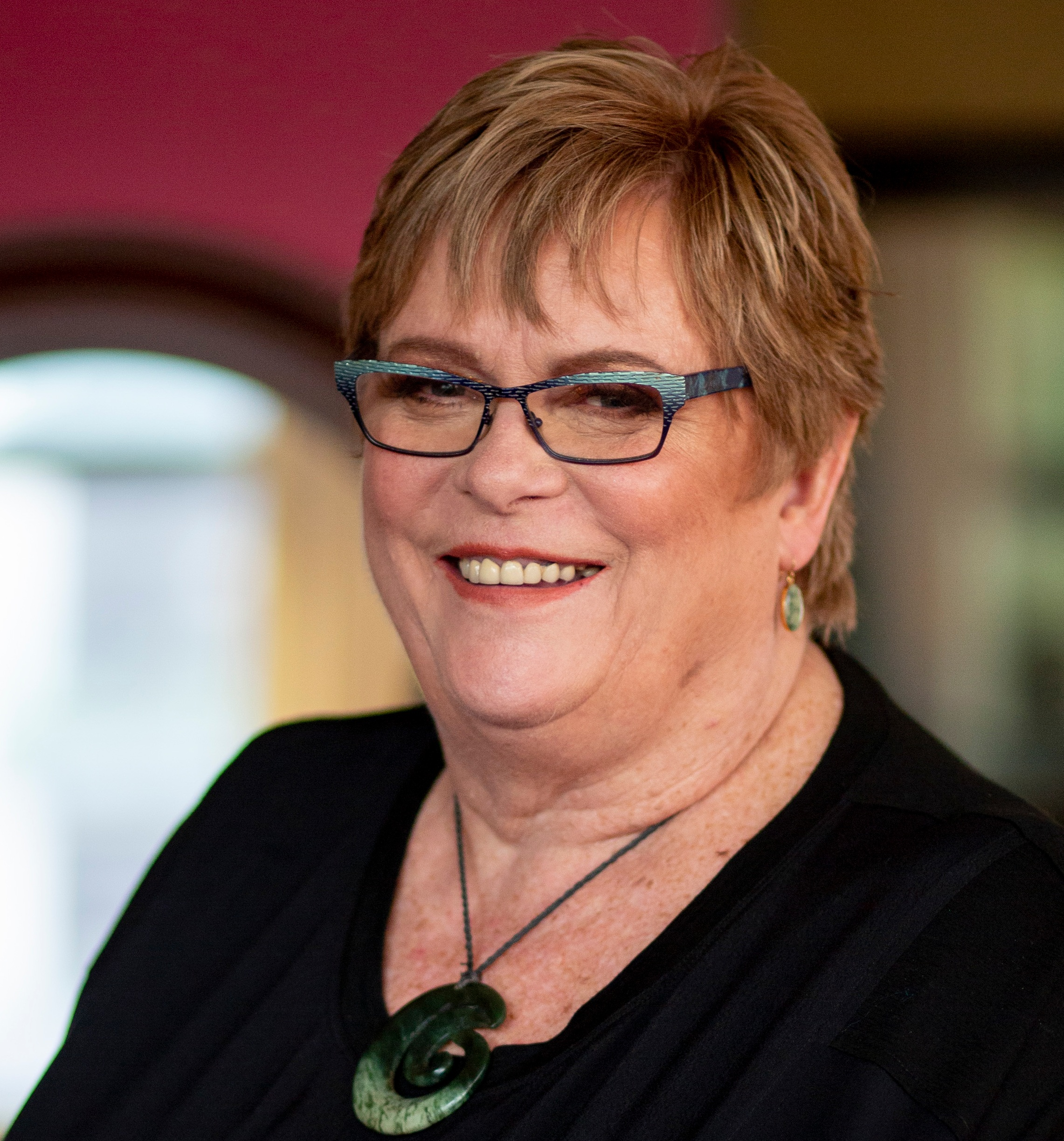 Glenda Hughes - Wellington Party Candidate for Greater Wellington Regional Council & CCDHB