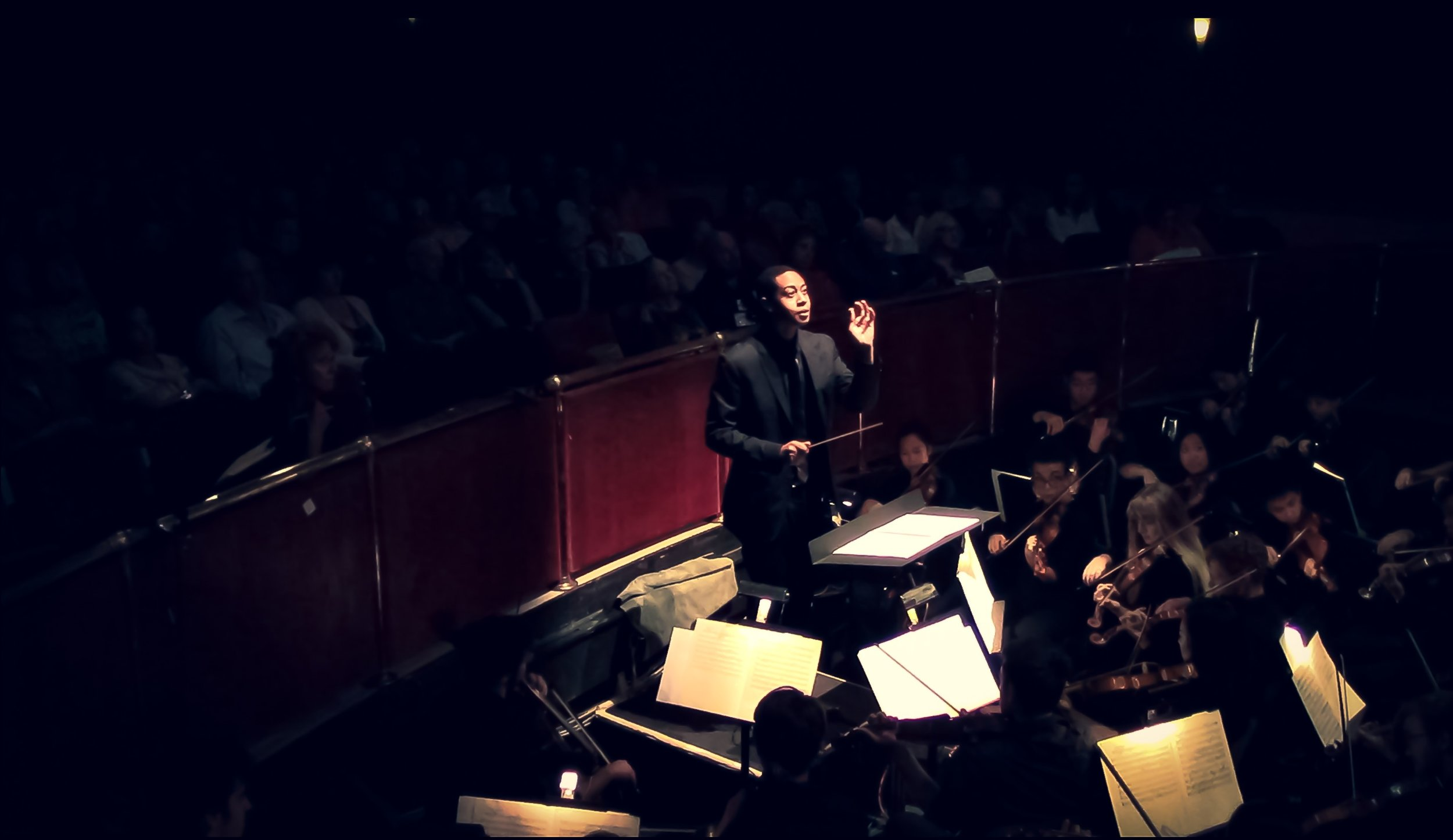 Welcome to the website of American Conductor William Garfield Walker. - To learn more, scroll downwards