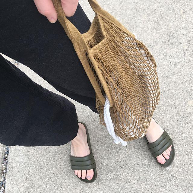 Net bags have been added online. #nativewest #nativewestmercantile