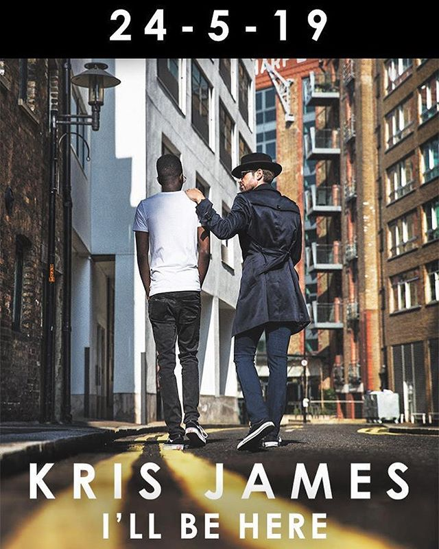 New Single out! 24-05-2019! . . . . . . . . . #newmusic #muisc #musician #krisjames #krisjamesillbehere #picoftheday #london #fashion
