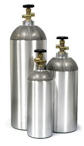 CO2 Tanks