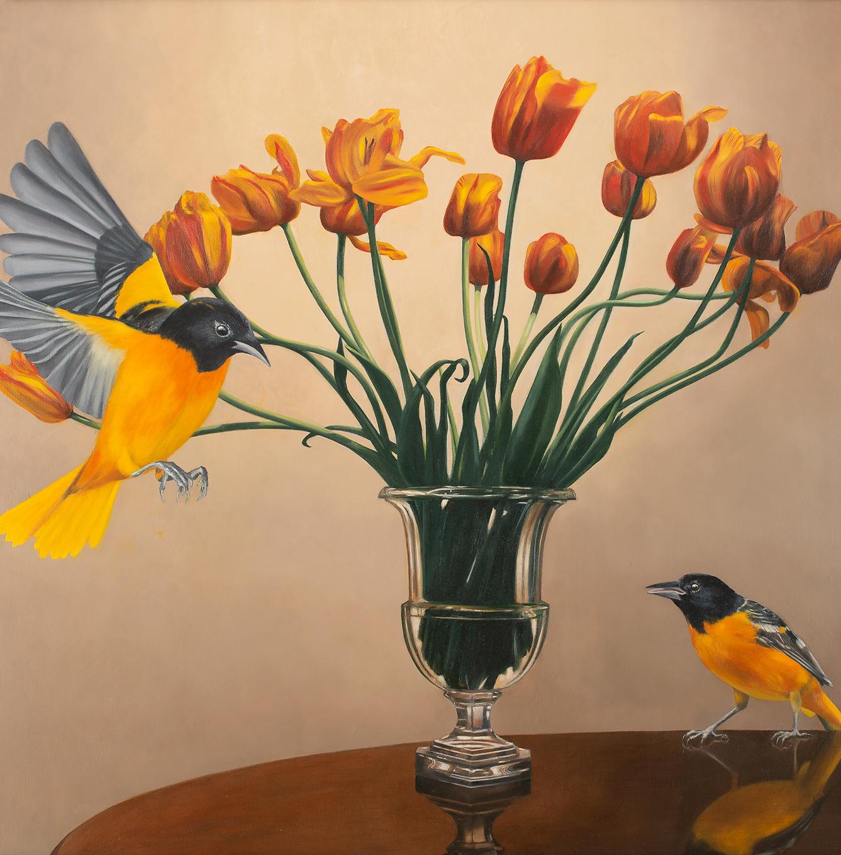 Peter Beston - paintings