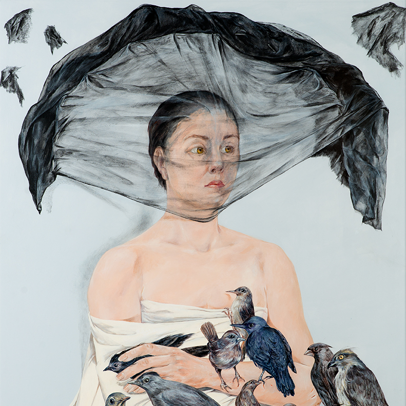 Anna Jurinich - paintings