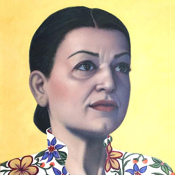 Jane Kirkwood - oil paintings