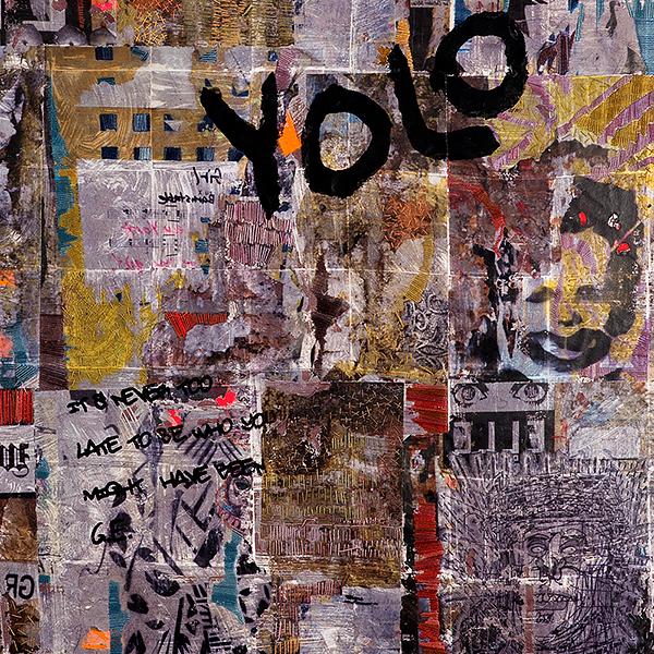 Valerie Zeman - mixed media art
