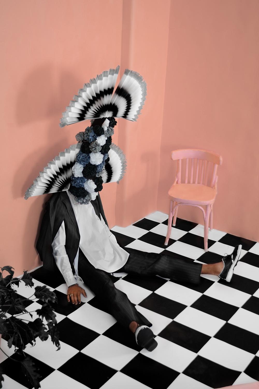 © images: Wandâ, door Gino Anthonisse, fotografie: Lisandro Suriel, model: Noah - menfolkmanagement