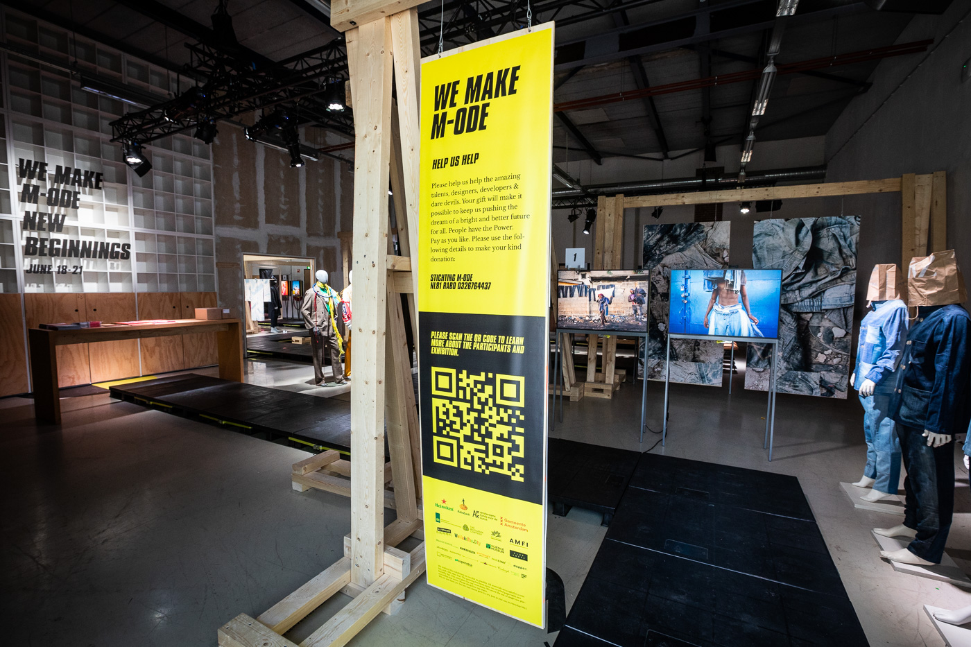 ©Team Peter Stigter, WE MAKE M-ODE Expo 2019