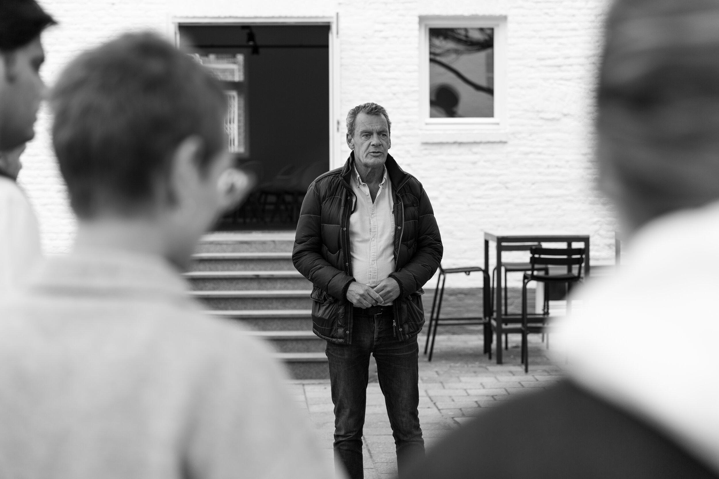 Han Zittema ~ The Masters in het Martinus huis