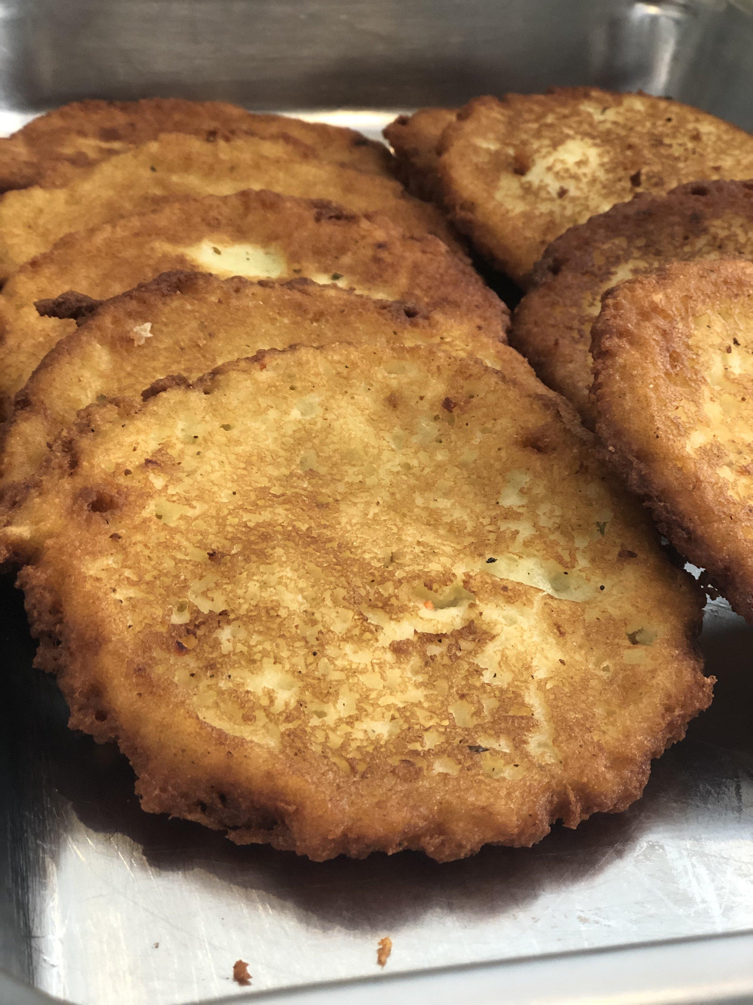DRM Potato Pancake