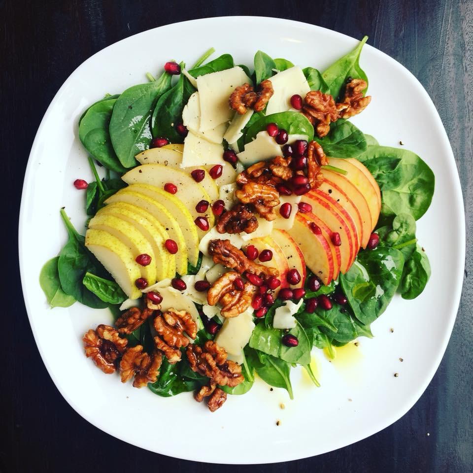 DRM Pear & Apple Salad