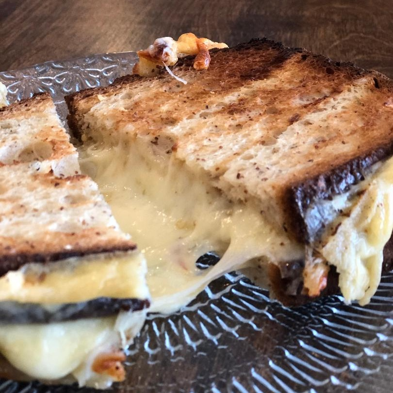 DRM Kids Grilled Cheese with Podlaski & Provolone Cheese