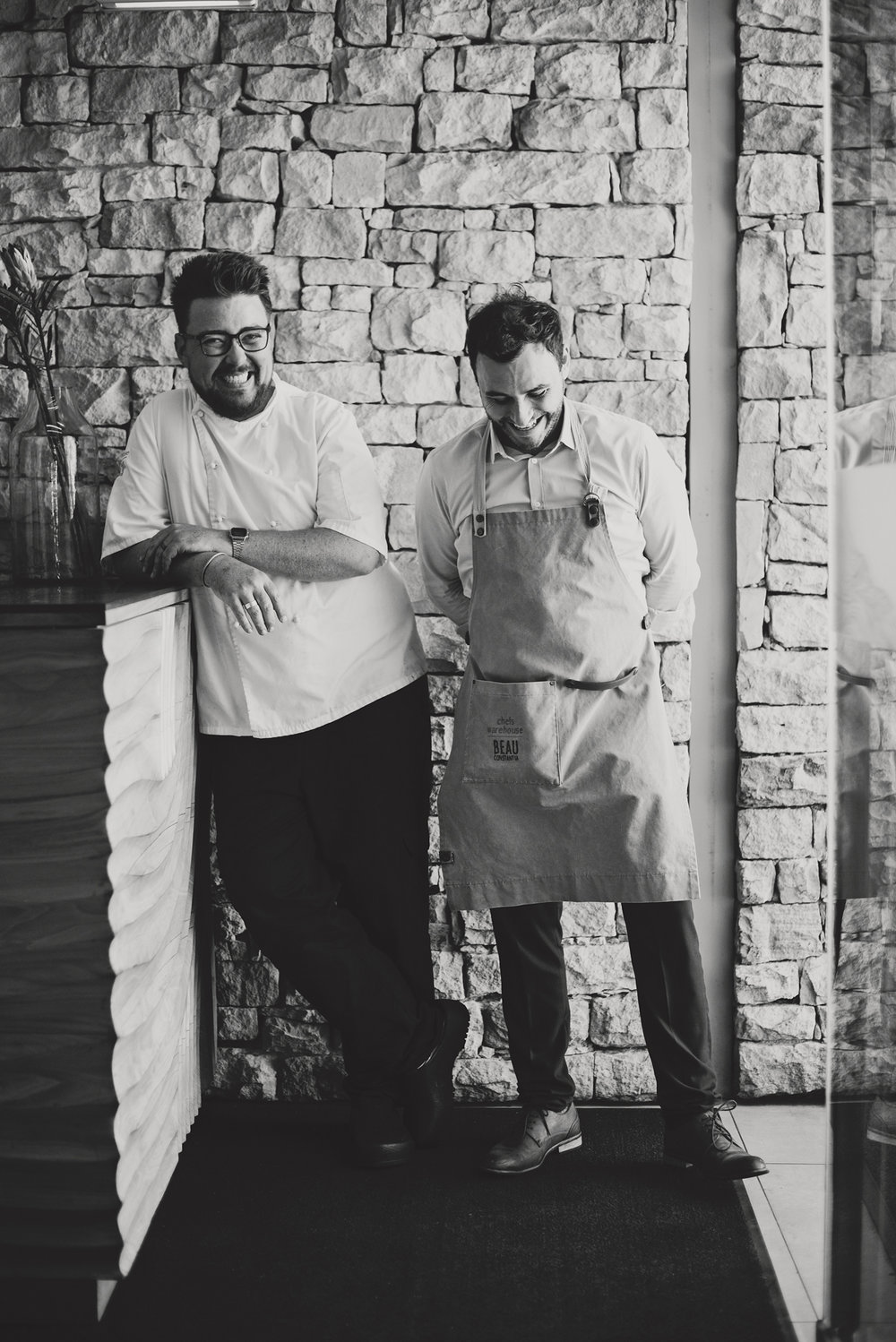 Chefs Warehouse Beau Constantia Ivor and Jami.jpg