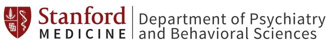 stanford psychiatry logo