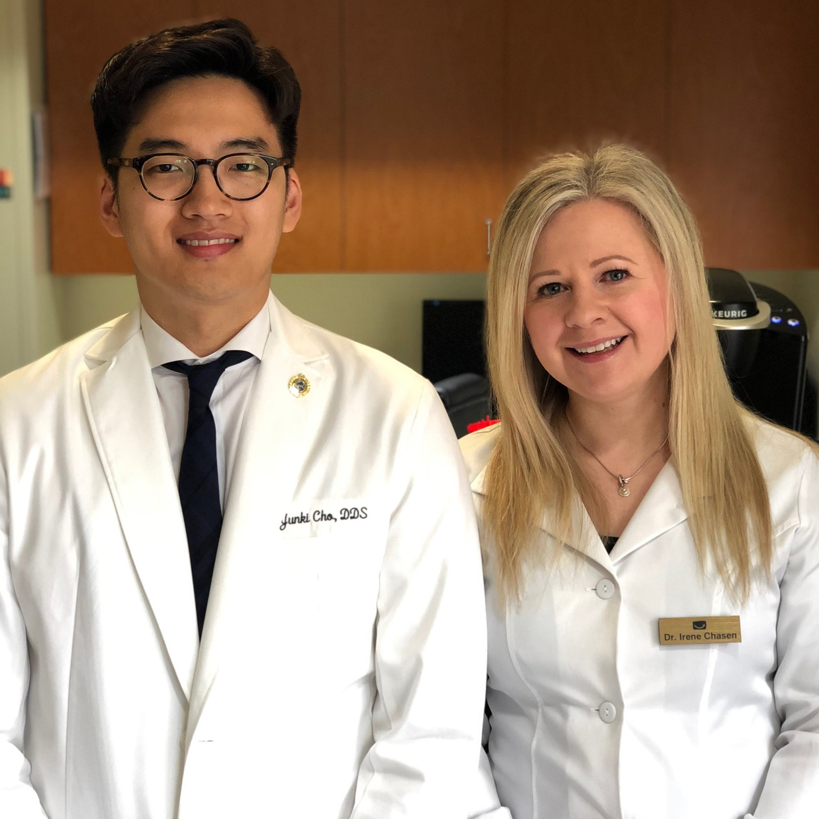 Dr. Cho & Dr. Chasen