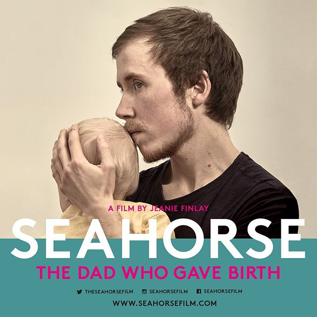 We have so many screenings of @seahorsefilm coming up! In competition at @sheffdocfest for our European premiere, in competition at @docsireland for our Irish premiere. At the mighty @framelinefest, @docedgefest in New Zealand, #provincetown fest and more.... can't wait to share this quite literal, labour of love with you.  #sheffdocfest19 #sheffdocfest #sheffieldissuper #bbcstoryville #bbc2 @grainmedia @charliechar @guardian @freddy.mcconnell @jeaniefinlay #frameline19 #docsireland #femalefilmmakerfriday #jeaniefinlay #docedge #docedgefest #hotdocs19 #tribeca2019 #transisbeautiful #seahorsedaddy