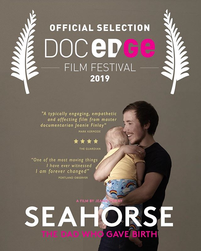 We have so many amazing screening at festivals all over the world coming up. So happy that @theSeahorsefilm will play in New Zealand in #Wellington and #Auckland at @Docedge  Screenings: 1 & 3 June Auckland 16, 19 & 22 June Wellington docedge.nz/film/seahorse-… #docedge19 #nz #transisbeautiful #transisbeautifull #documentary