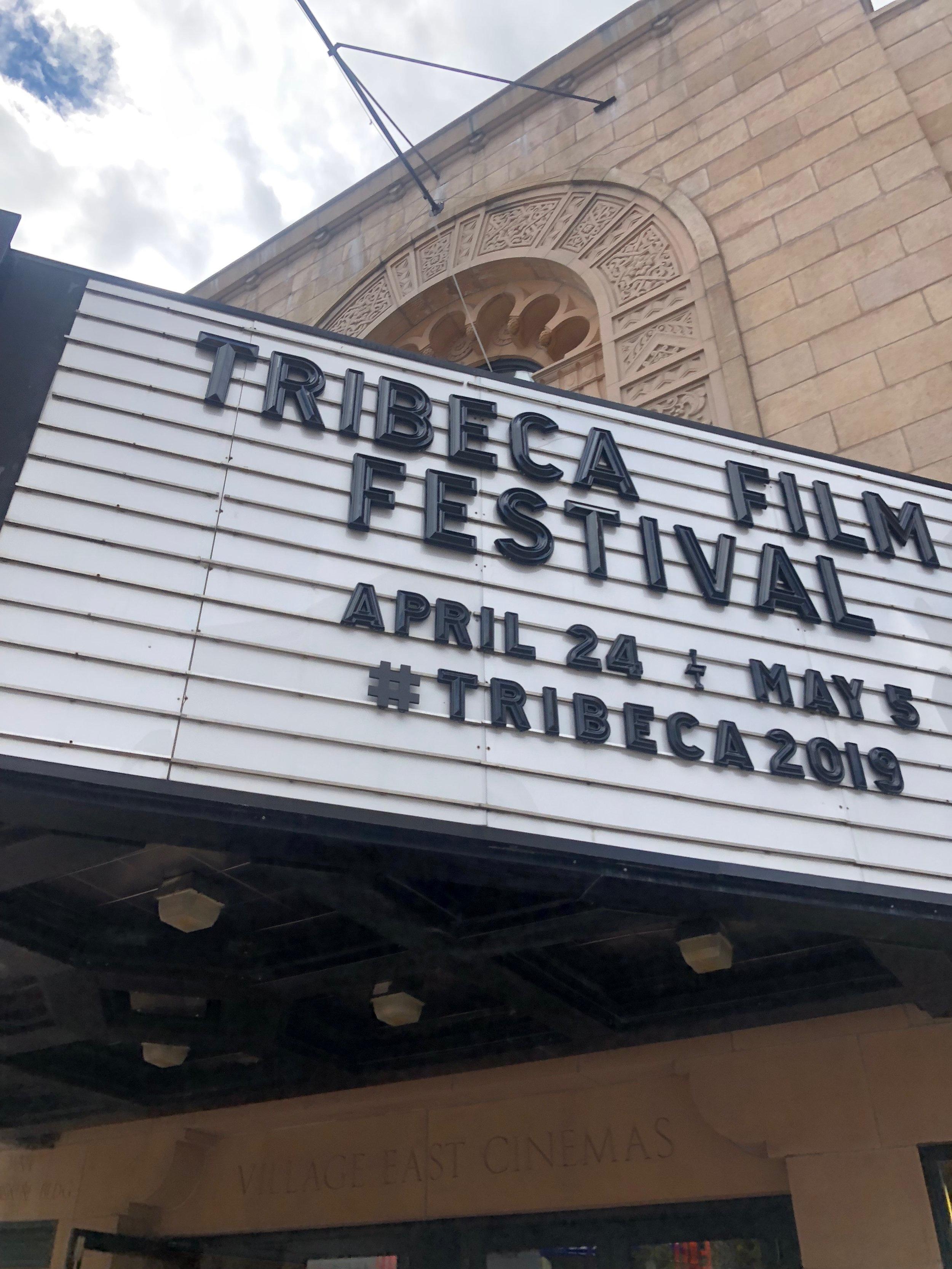 World Premiere: Tribeca FF