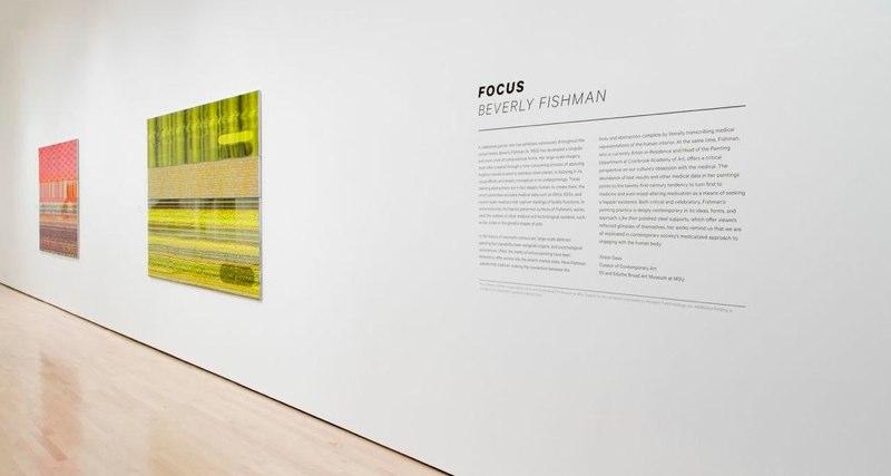 """Focus: Beverly Fishman"""