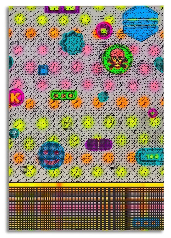 Untitled( Kandyland Series) 2009-2010