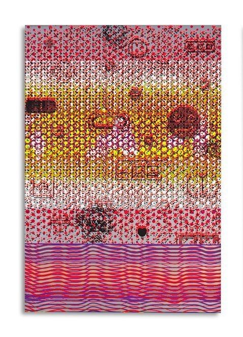 Untitled ( Kandyland Series) 2009