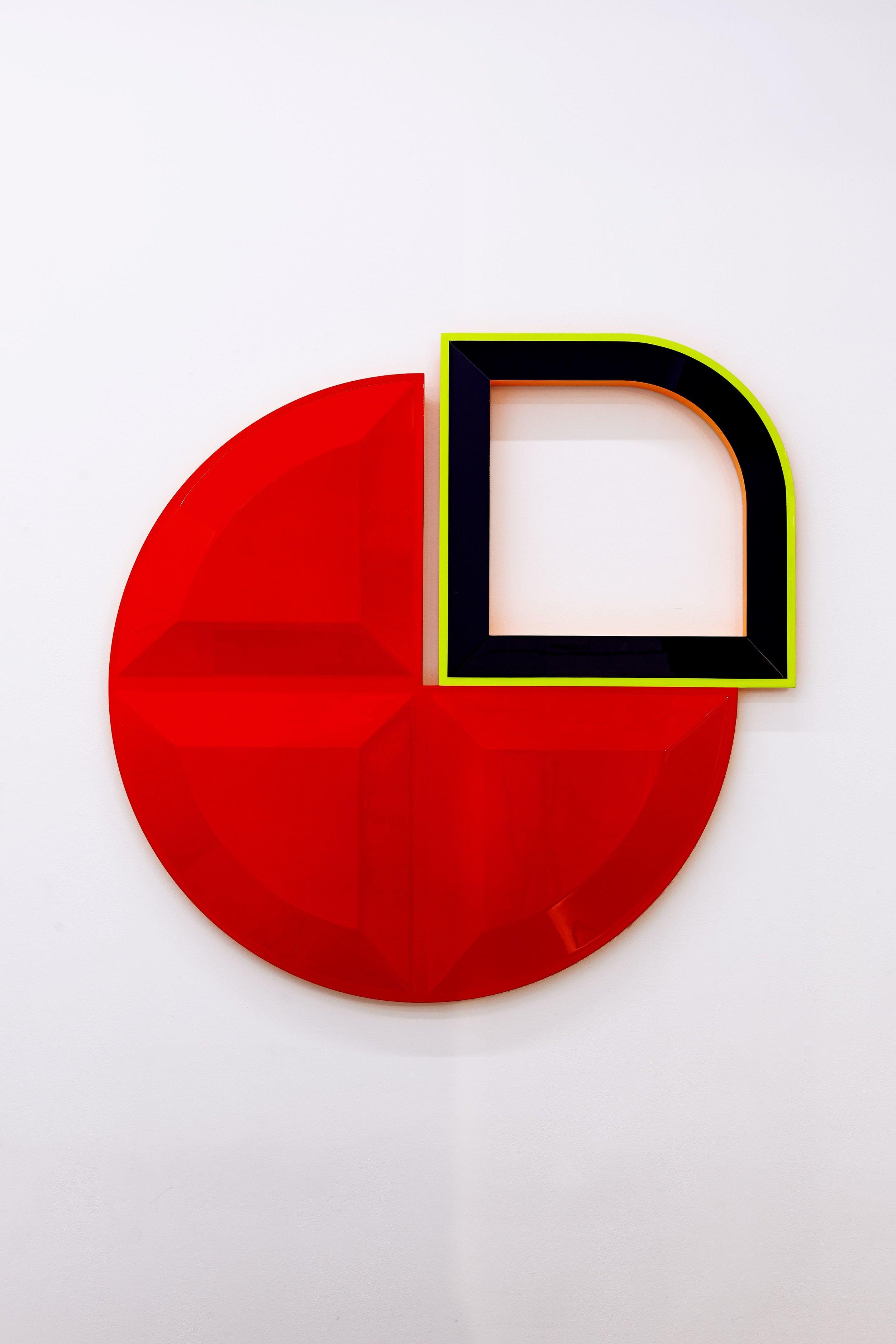 Beverly Fishman, Ronchini Gallery, London, UK